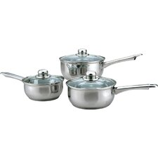 Essential 3 Piece Pan Set
