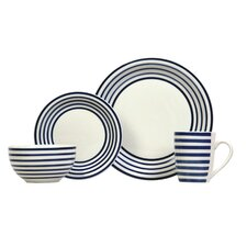 Portabello 16 Piece Dinner Set