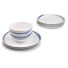 12 Piece Atlantic Dinnerware Set