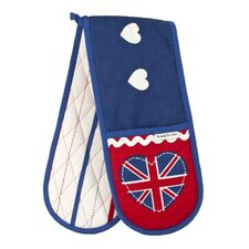Best of British Double Oven Glove