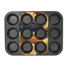Essential 12 Cup Muffin Tray