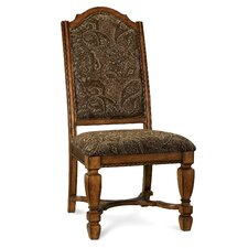 Marbella Upholstered Back Side Chair (Set of 2)