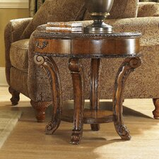 Old World End Table