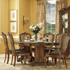 <strong>A.R.T.</strong> Old World 7 Piece Dining Set