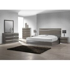 <strong>Chintaly Imports</strong> Delhi Panel Bedroom Collection