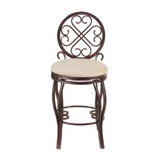 Lily Swivel Bar Stool