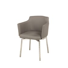 Dusty Club Style Swivel Arm Chair
