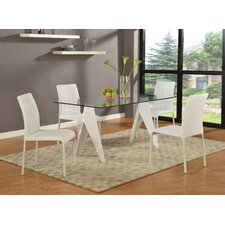 Fielding 5 Piece Dining Set