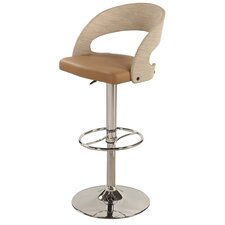 "24.02"" Adjustable Bar Stool"