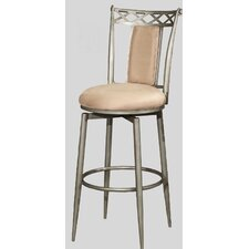 "<strong>Chintaly Imports</strong> 26"" Swivel Bar Stool"