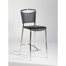 Gwen Counter Stool in Black