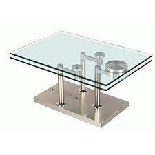 <strong>Chintaly Imports</strong> Motion Coffee Table