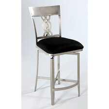 "Angelina 26"" Swivel Bar Stool"