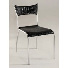 <strong>Chintaly Imports</strong> Daisy Slim Back Side Chair