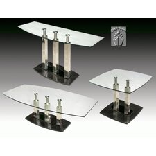 <strong>Chintaly Imports</strong> Cilla Coffee Table Set