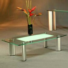 <strong>Chintaly Imports</strong> Tracy Coffee Table