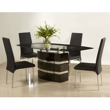 <strong>Chintaly Imports</strong> Xenia Dining Table