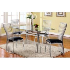 Aileen 5 Piece Dining Set
