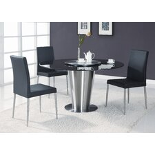 <strong>Chintaly Imports</strong> Dawn 5 Piece Dining Set