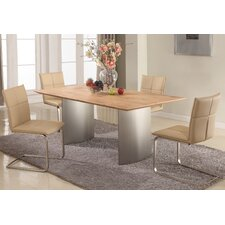 <strong>Chintaly Imports</strong> Jessica 5 Piece Dining Set