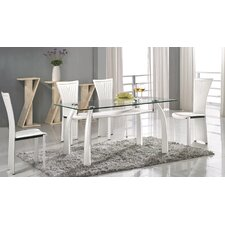 <strong>Chintaly Imports</strong> Ramona 5 Piece Dining Set