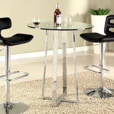 Chambers Counter Height Pub Table with Optional Stools