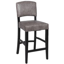 <strong>Chintaly Imports</strong> Stationary Bar Stool