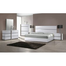 <strong>Chintaly Imports</strong> Manila Panel Bedroom Collection