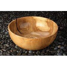 Mesquite Wood Vessel Sink