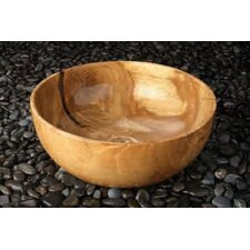 Mesquite Wood Vessel Sink