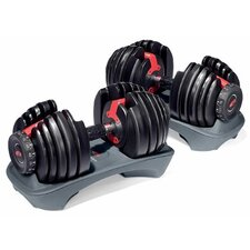 SelectTech 552 Adjustable Dumbbells (Pair)