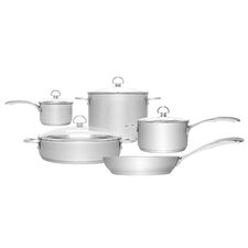 Induction 21 Steel™ 9-Piece Cookware Set