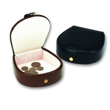 Men's Large Horseshoe Stud Box in Brown