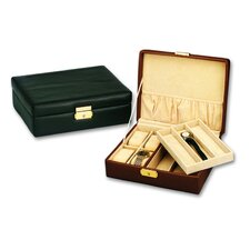 Men's 10 Watch Box with Lift Out Tray