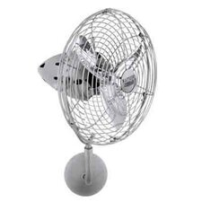 Atlas Aluminum Fan Head with Safety Cage