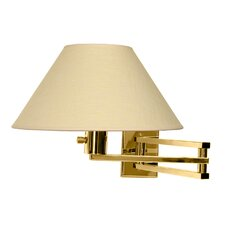 Master Swing Arm Wall Lamp