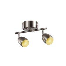 2 Light LED Beam Track Light