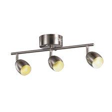 3 Light LED Beam Track Light