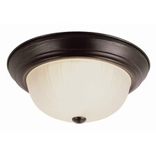 <strong>TransGlobe Lighting</strong> Flush Mount