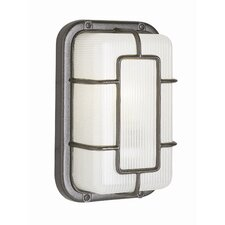 <strong>TransGlobe Lighting</strong> Outdoor 1 Ambient Light Wall Sconce