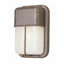 Outdoor 1 Light Wall Sconce