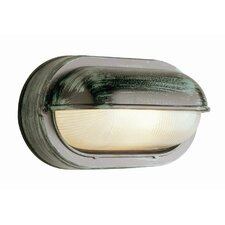 <strong>TransGlobe Lighting</strong> Outdoor 1 Light Wall Sconce