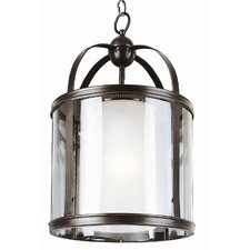 One Light Cylinder Pendant