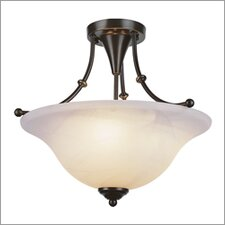 Outdoor Semi Flush Mount