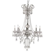 <strong>TransGlobe Lighting</strong> Versailles 8 Light Chandelier