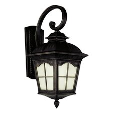 Outdoor 2 Light Small Wall Lantern