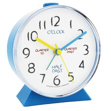 Kids Tell The Time Alarm Clock