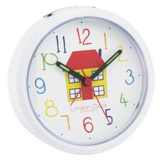 Kids Play House Alarm Clock