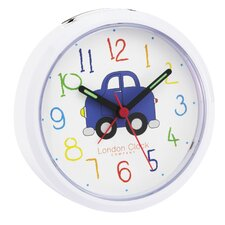 Kids Car Alarm Clock