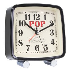 Pop Alarm Clock